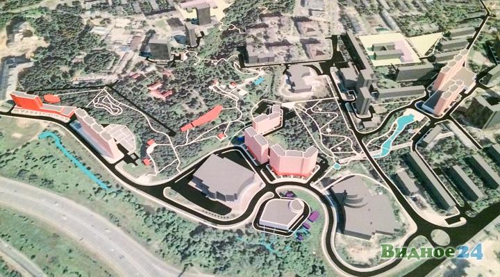 Объявлены публичные слушания по застройке территории вокруг Тимоховского парка фото 2