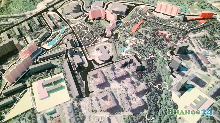 Объявлены публичные слушания по застройке территории вокруг Тимоховского парка фото 5