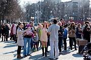 2 апреля в Видном состоится флешмоб «Видная весна 2016»