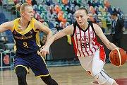 Видновские баскетболистки вышли в полуфинал чемпионата России