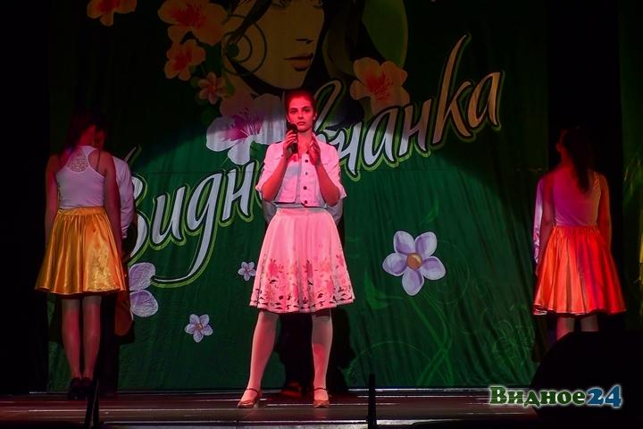 Победительницей конкурса «Видновчанка - 2016» стала ученица ВХТЛ Анастасия Скачкова. Фоторепортаж фото 60