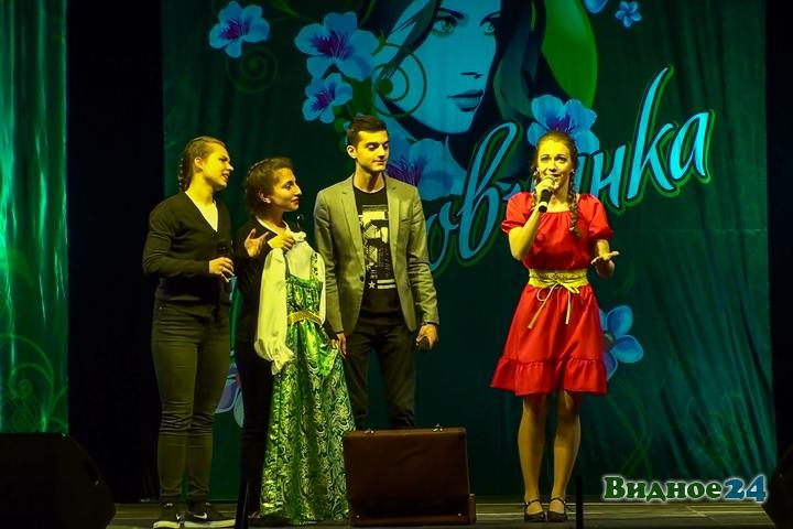 Победительницей конкурса «Видновчанка - 2016» стала ученица ВХТЛ Анастасия Скачкова. Фоторепортаж фото 35