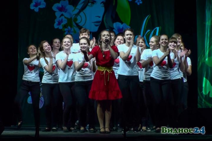 Победительницей конкурса «Видновчанка - 2016» стала ученица ВХТЛ Анастасия Скачкова. Фоторепортаж фото 39
