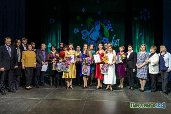 Победительницей конкурса «Видновчанка - 2016» стала ученица ВХТЛ Анастасия Скачкова. Фоторепортаж фото 84