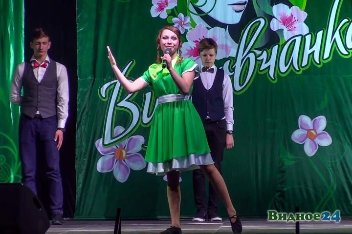 Победительницей конкурса «Видновчанка - 2016» стала ученица ВХТЛ Анастасия Скачкова. Фоторепортаж фото 7