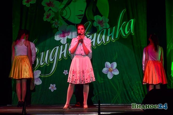 Победительницей конкурса «Видновчанка - 2016» стала ученица ВХТЛ Анастасия Скачкова. Фоторепортаж фото 59