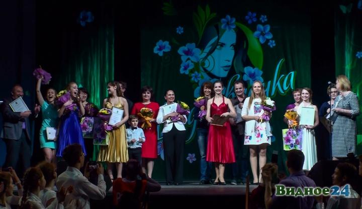 Победительницей конкурса «Видновчанка - 2016» стала ученица ВХТЛ Анастасия Скачкова. Фоторепортаж фото 86