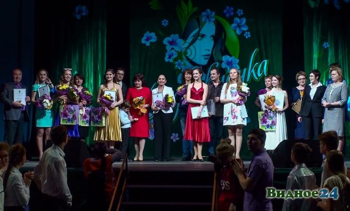 Победительницей конкурса «Видновчанка - 2016» стала ученица ВХТЛ Анастасия Скачкова. Фоторепортаж фото 88