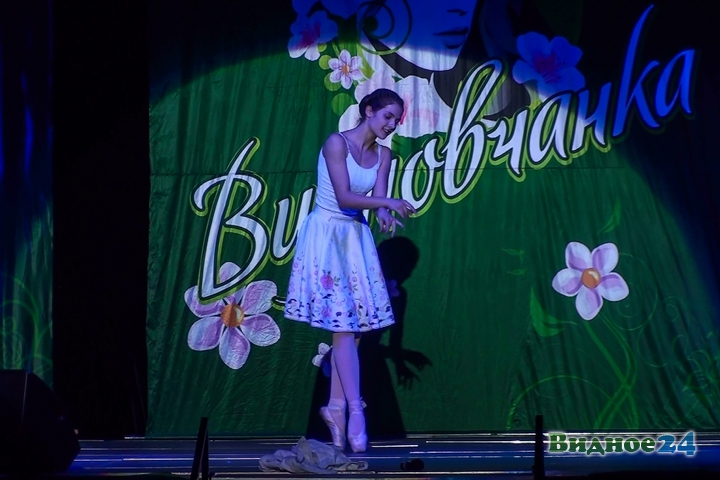 Победительницей конкурса «Видновчанка - 2016» стала ученица ВХТЛ Анастасия Скачкова. Фоторепортаж фото 63
