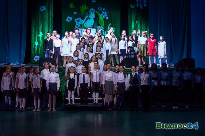 Победительницей конкурса «Видновчанка - 2016» стала ученица ВХТЛ Анастасия Скачкова. Фоторепортаж фото 56