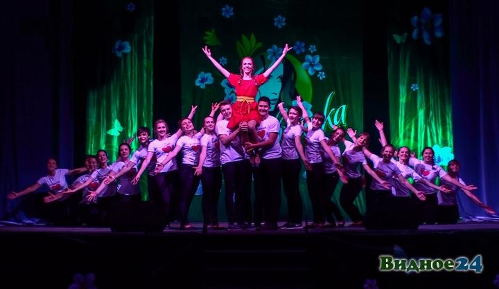 Победительницей конкурса «Видновчанка - 2016» стала ученица ВХТЛ Анастасия Скачкова. Фоторепортаж фото 41