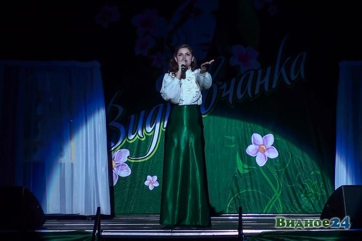 Победительницей конкурса «Видновчанка - 2016» стала ученица ВХТЛ Анастасия Скачкова. Фоторепортаж фото 72