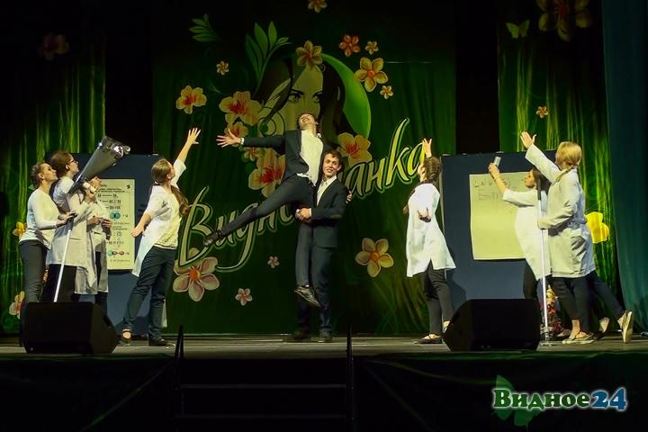 Победительницей конкурса «Видновчанка - 2016» стала ученица ВХТЛ Анастасия Скачкова. Фоторепортаж фото 69