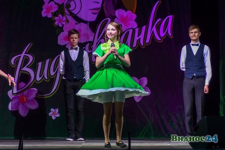 Победительницей конкурса «Видновчанка - 2016» стала ученица ВХТЛ Анастасия Скачкова. Фоторепортаж фото 8
