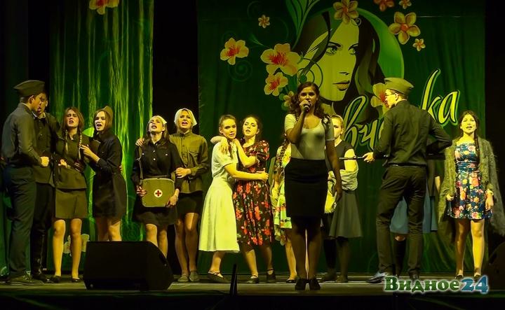 Победительницей конкурса «Видновчанка - 2016» стала ученица ВХТЛ Анастасия Скачкова. Фоторепортаж фото 27