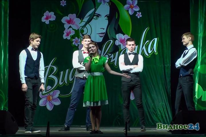Победительницей конкурса «Видновчанка - 2016» стала ученица ВХТЛ Анастасия Скачкова. Фоторепортаж фото 6