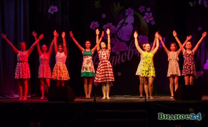 Победительницей конкурса «Видновчанка - 2016» стала ученица ВХТЛ Анастасия Скачкова. Фоторепортаж фото 22