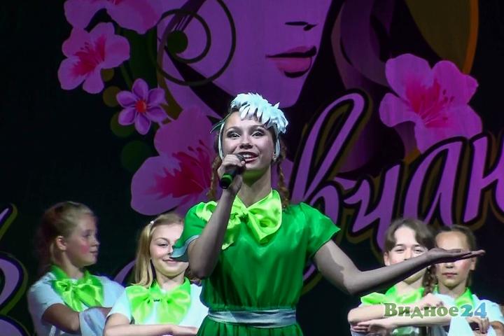 Победительницей конкурса «Видновчанка - 2016» стала ученица ВХТЛ Анастасия Скачкова. Фоторепортаж фото 11