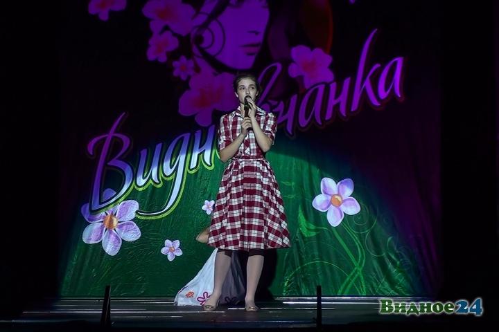 Победительницей конкурса «Видновчанка - 2016» стала ученица ВХТЛ Анастасия Скачкова. Фоторепортаж фото 17