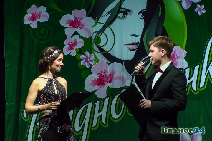 Победительницей конкурса «Видновчанка - 2016» стала ученица ВХТЛ Анастасия Скачкова. Фоторепортаж фото 2