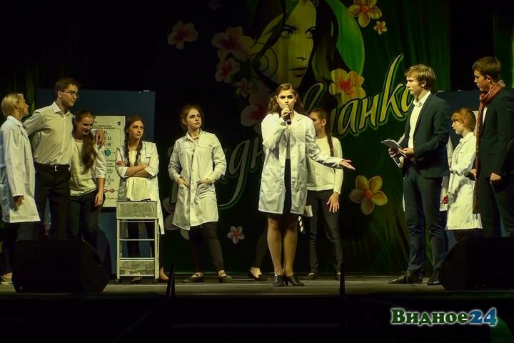Победительницей конкурса «Видновчанка - 2016» стала ученица ВХТЛ Анастасия Скачкова. Фоторепортаж фото 66