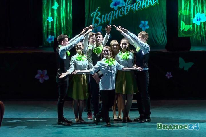Победительницей конкурса «Видновчанка - 2016» стала ученица ВХТЛ Анастасия Скачкова. Фоторепортаж фото 43
