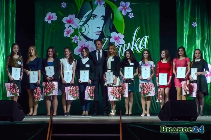 Победительницей конкурса «Видновчанка - 2016» стала ученица ВХТЛ Анастасия Скачкова. Фоторепортаж фото 4