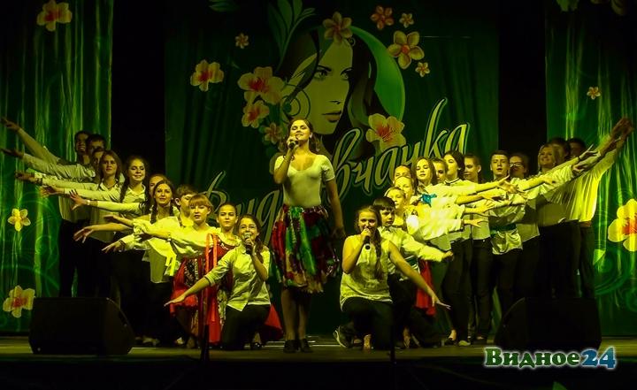 Победительницей конкурса «Видновчанка - 2016» стала ученица ВХТЛ Анастасия Скачкова. Фоторепортаж фото 32