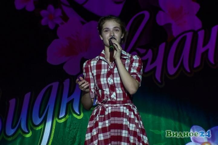 Победительницей конкурса «Видновчанка - 2016» стала ученица ВХТЛ Анастасия Скачкова. Фоторепортаж фото 18
