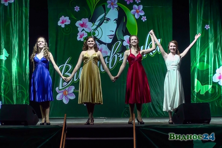 Победительницей конкурса «Видновчанка - 2016» стала ученица ВХТЛ Анастасия Скачкова. Фоторепортаж фото 5