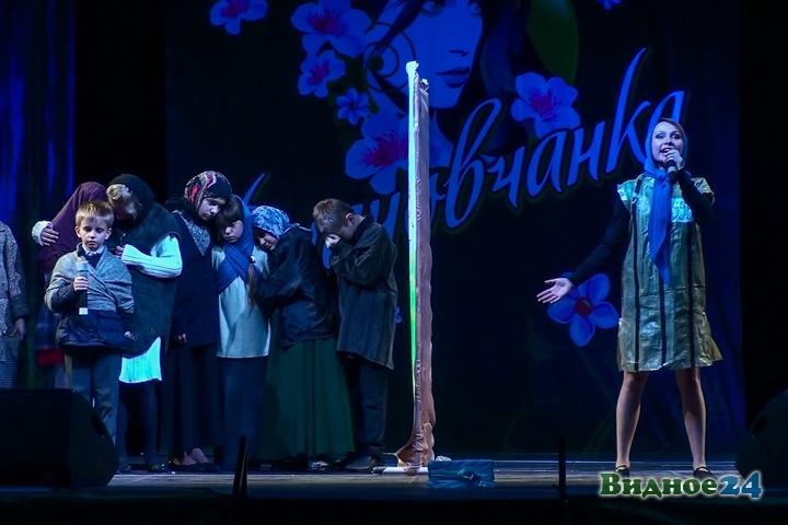 Победительницей конкурса «Видновчанка - 2016» стала ученица ВХТЛ Анастасия Скачкова. Фоторепортаж фото 53