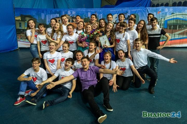 Победительницей конкурса «Видновчанка - 2016» стала ученица ВХТЛ Анастасия Скачкова. Фоторепортаж фото 90