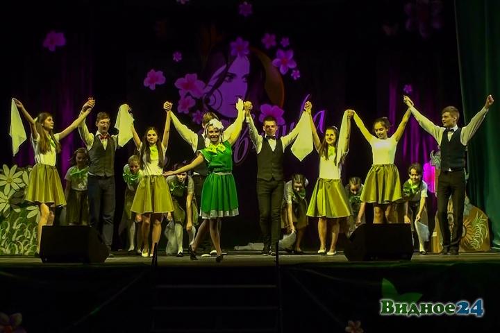 Победительницей конкурса «Видновчанка - 2016» стала ученица ВХТЛ Анастасия Скачкова. Фоторепортаж фото 14
