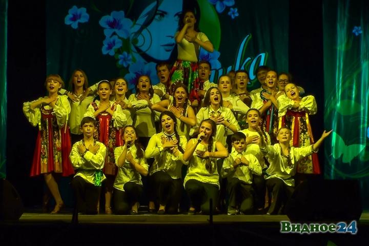 Победительницей конкурса «Видновчанка - 2016» стала ученица ВХТЛ Анастасия Скачкова. Фоторепортаж фото 31