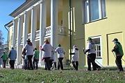 26 мая в Горках Ленинских пройдет фестиваль скандинавской ходьбы