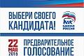 Результаты праймериз «Единой России» перед выборами в Госдуму и Мособлдуму