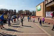 Летом в Видном будут проходить бесплатные уличные спортивные зарядки