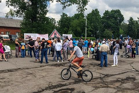 11 июня состоится митинг против массовой застройки Ленинского района