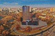 Заброшенную башню на въезде в Видное достроят в течение 2 лет