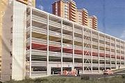В Видном началось строительство первой многоуровневой парковки