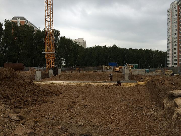 В Видном началось строительство первой многоуровневой парковки фото 3