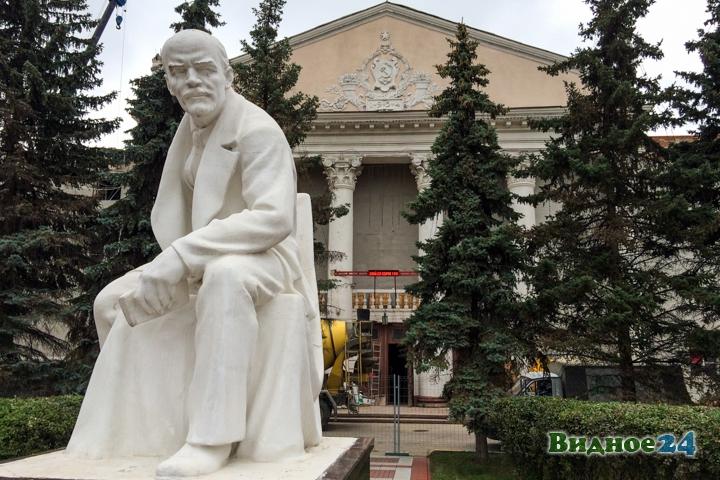 Реконструкция Дома культуры г. Видное: 150 дней до сдачи. Фоторепортаж фото 2