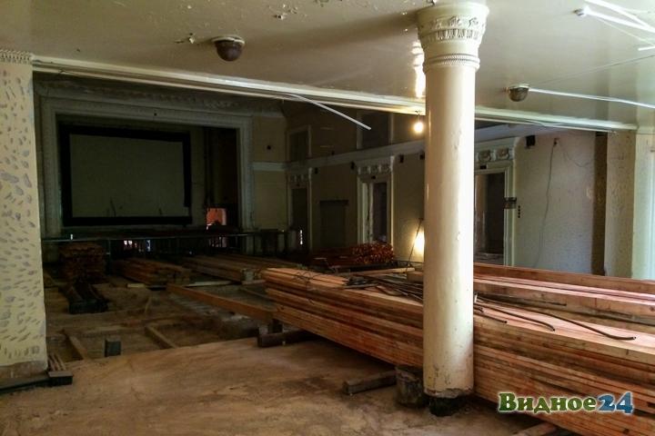Реконструкция Дома культуры г. Видное: 150 дней до сдачи. Фоторепортаж фото 22