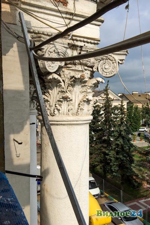 Реконструкция Дома культуры г. Видное: 150 дней до сдачи. Фоторепортаж фото 46