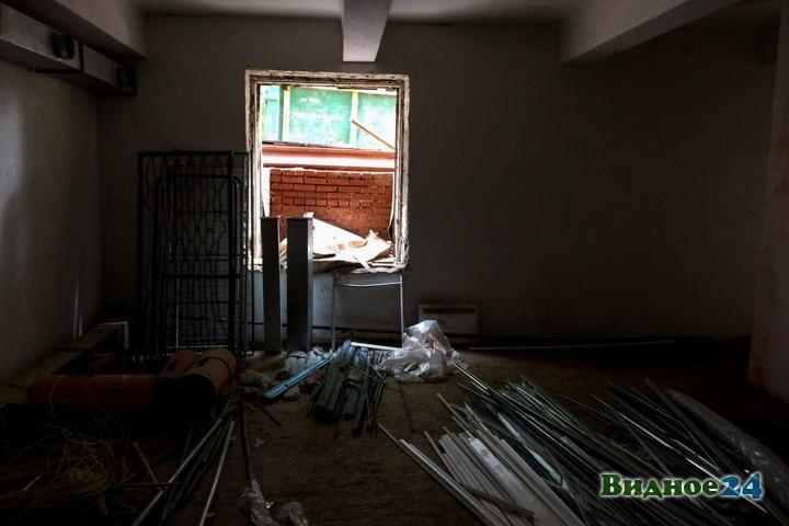 Реконструкция Дома культуры г. Видное: 150 дней до сдачи. Фоторепортаж фото 78