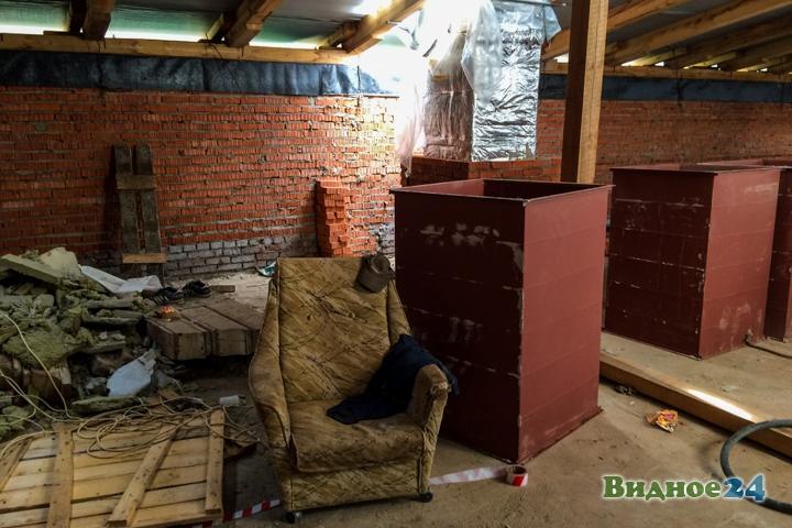 Реконструкция Дома культуры г. Видное: 150 дней до сдачи. Фоторепортаж фото 50