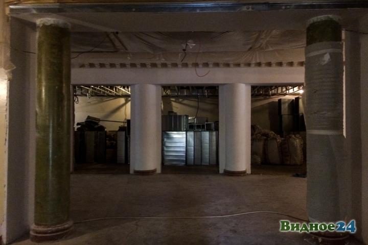 Реконструкция Дома культуры г. Видное: 150 дней до сдачи. Фоторепортаж фото 9