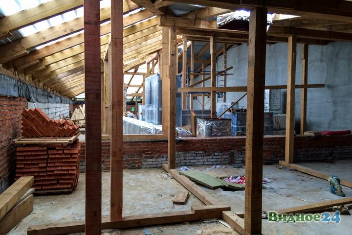 Реконструкция Дома культуры г. Видное: 150 дней до сдачи. Фоторепортаж фото 52