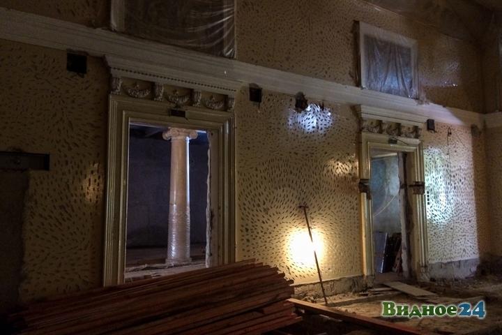 Реконструкция Дома культуры г. Видное: 150 дней до сдачи. Фоторепортаж фото 26