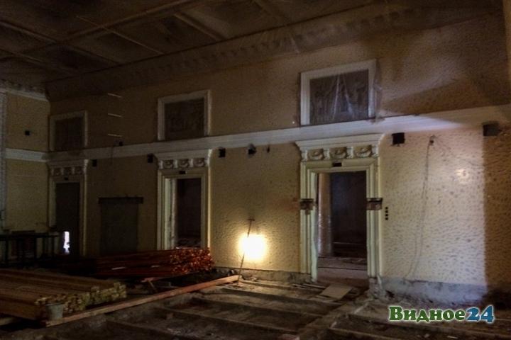 Реконструкция Дома культуры г. Видное: 150 дней до сдачи. Фоторепортаж фото 23